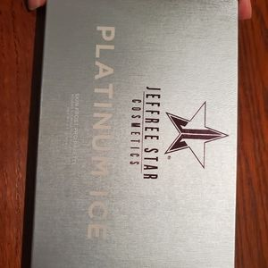 Jeffree Star Platinum Ice Pro Palette